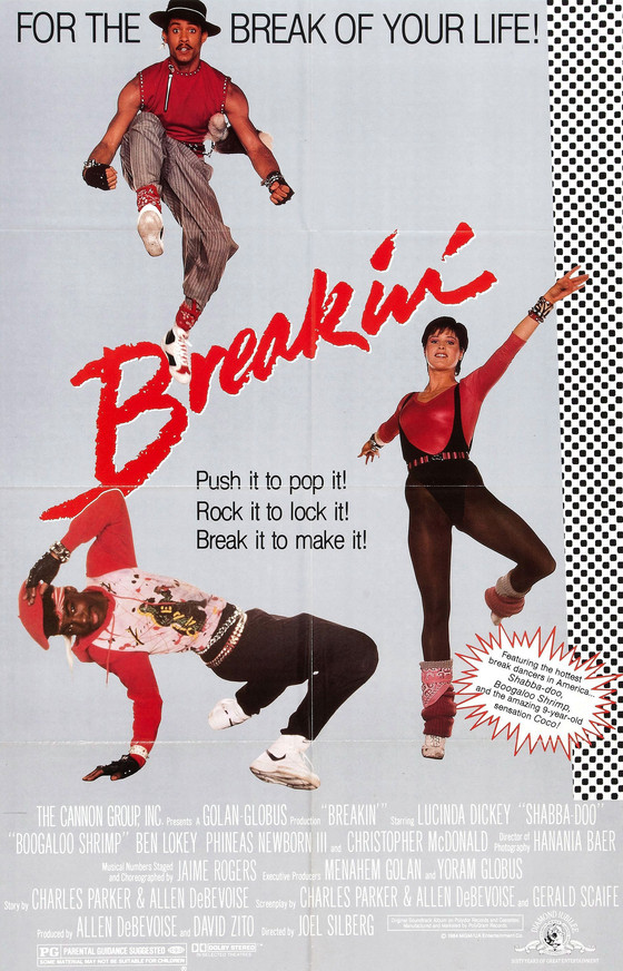 Podcast #25 Breakin'