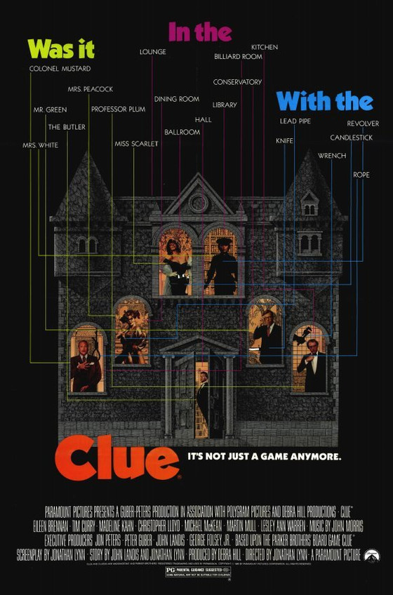 The Crime Files Podcast - Clue