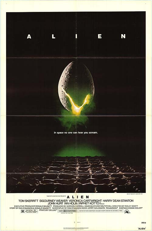 Podcast #24 Alien