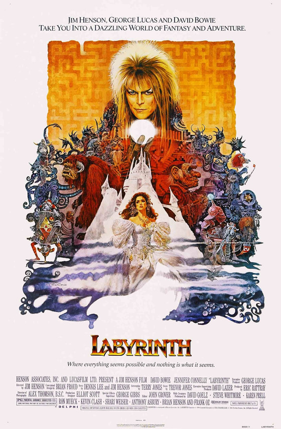 Podcast #18 Labyrinth