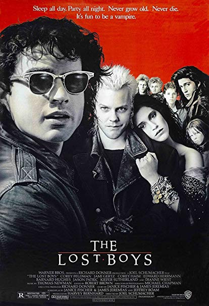 Podcast #26 & #27 The Lost Boys