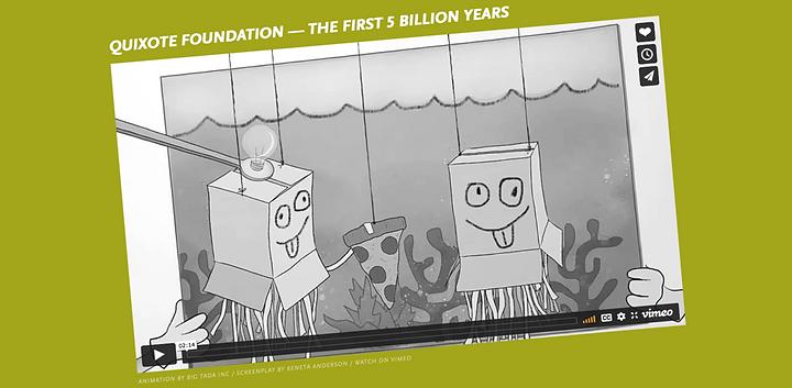 Keneta Anderson & Big Tada: Animated Video