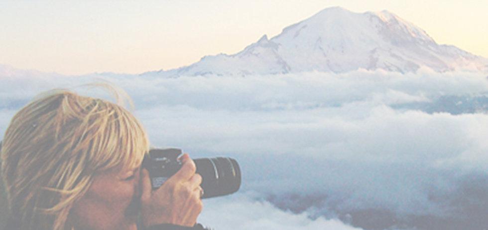 Keneta Anderson at Crystal Mountain