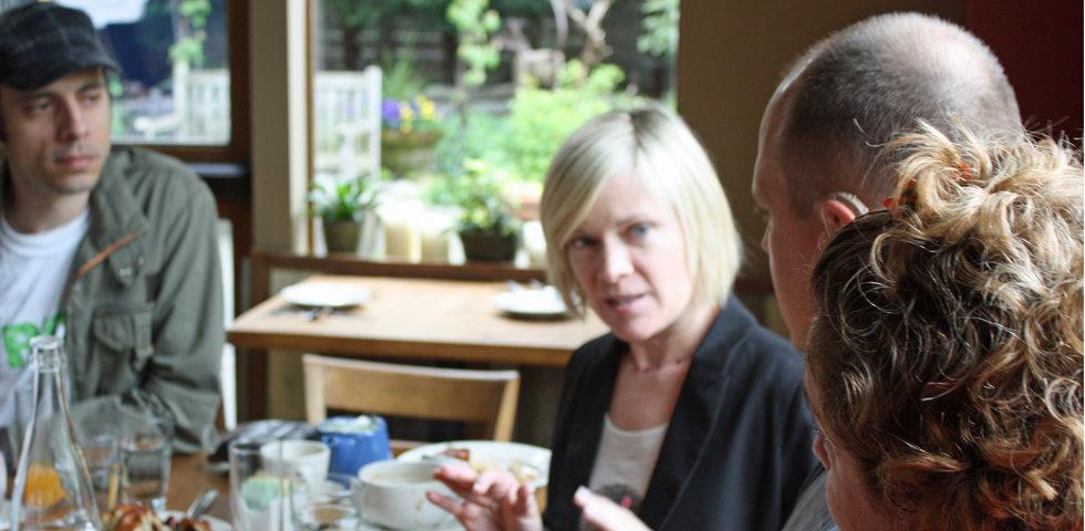 Keneta Anderson philanthropic strategies