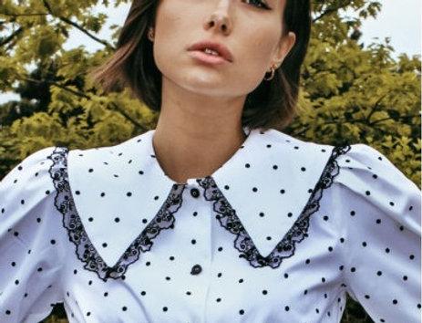 Элегантная блузка KOT'S