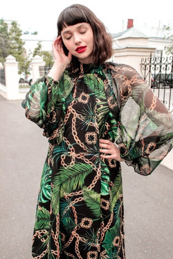 Коктейльное платье KOT'S
