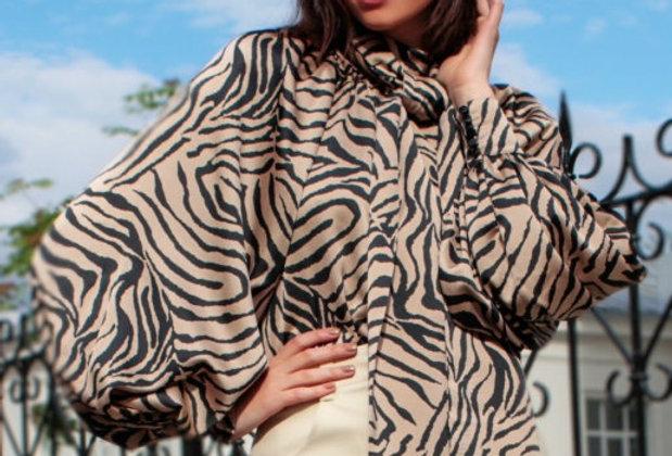 Дизайнерская блузка KOT'S