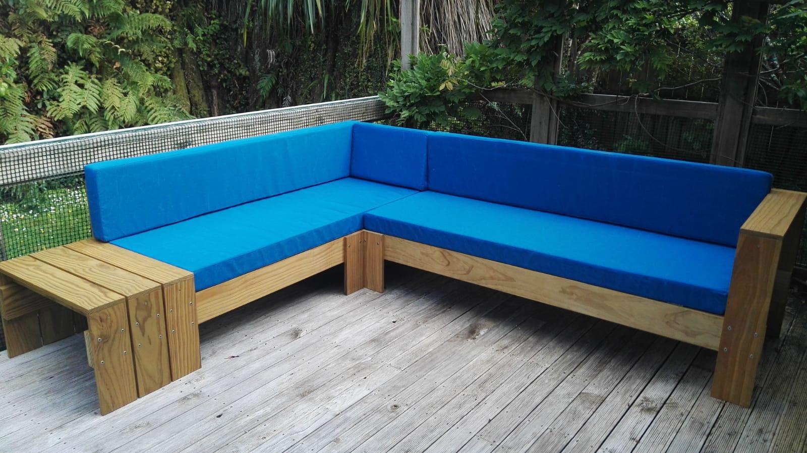 Custom Outdoor Suite