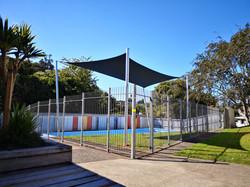 School Sunshade