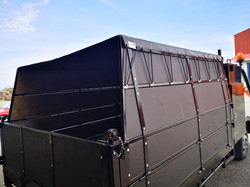 Transport Truck Cover