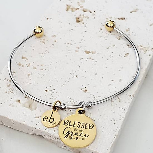 Expressions Bracelets - Blessed by His Grace