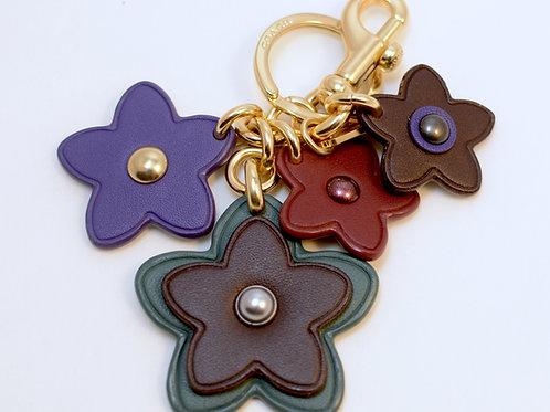 COACH - Wildflower Keychain