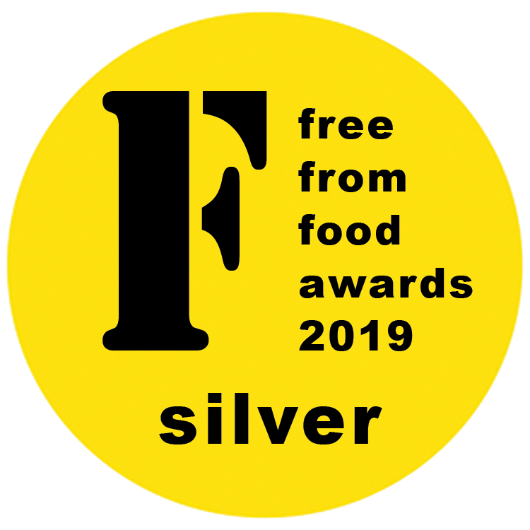 Free From Food Awards Silver Award