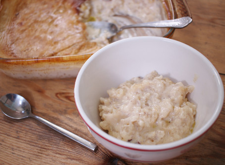 The best ever rice pudding for coeliacs!
