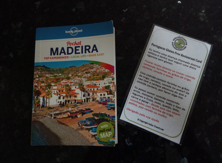 What it's like eating gluten-free in Madeira