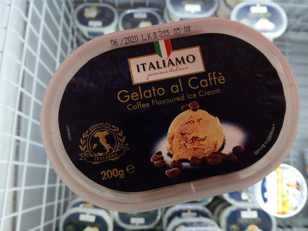 Is this icecream gluten-free?