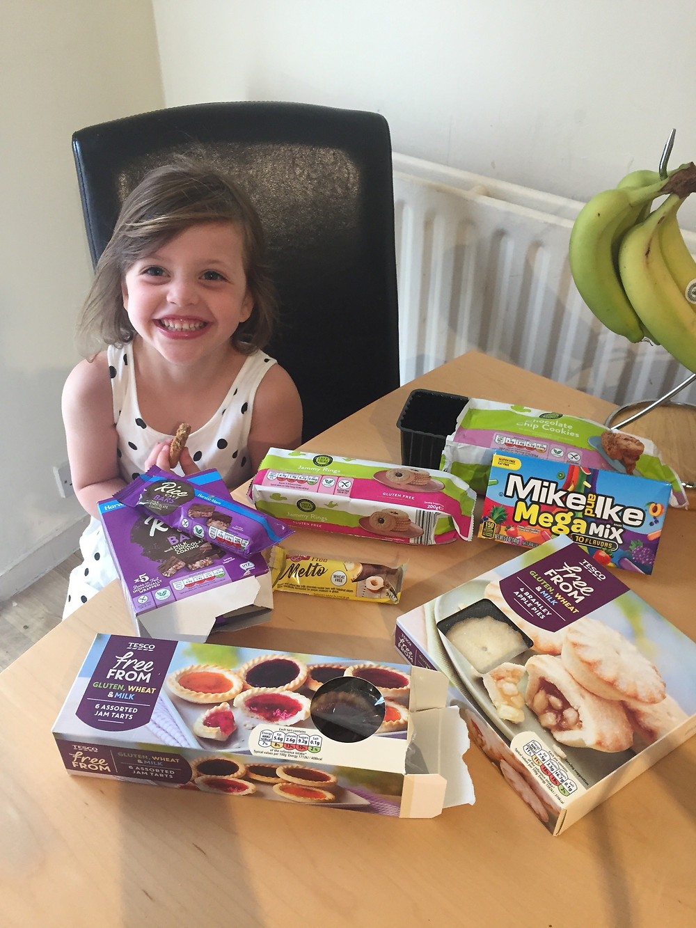Your child can find gluten-free food they'll love!