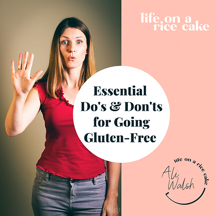 Essential dos and don'ts for going glute