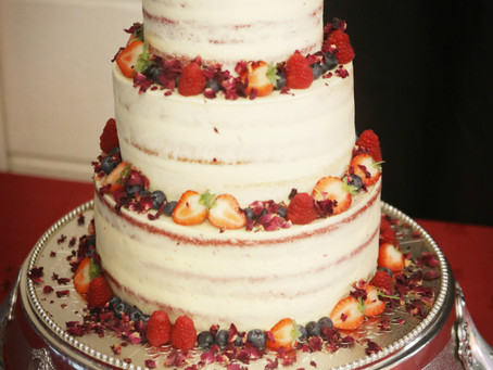 5 ways to choose the perfect wedding cake