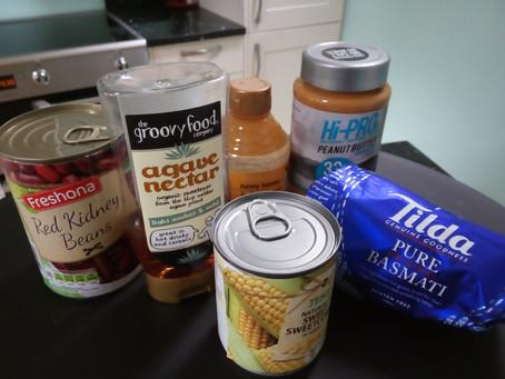Ten things every coeliac needs in the cupboard