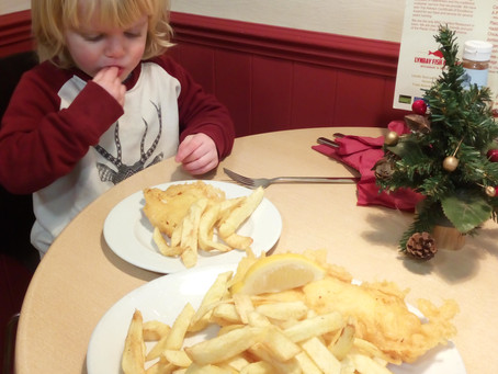 Where to get the best gluten-free fish & chips