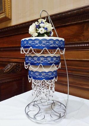 Blue lace chandelier cake.jpg
