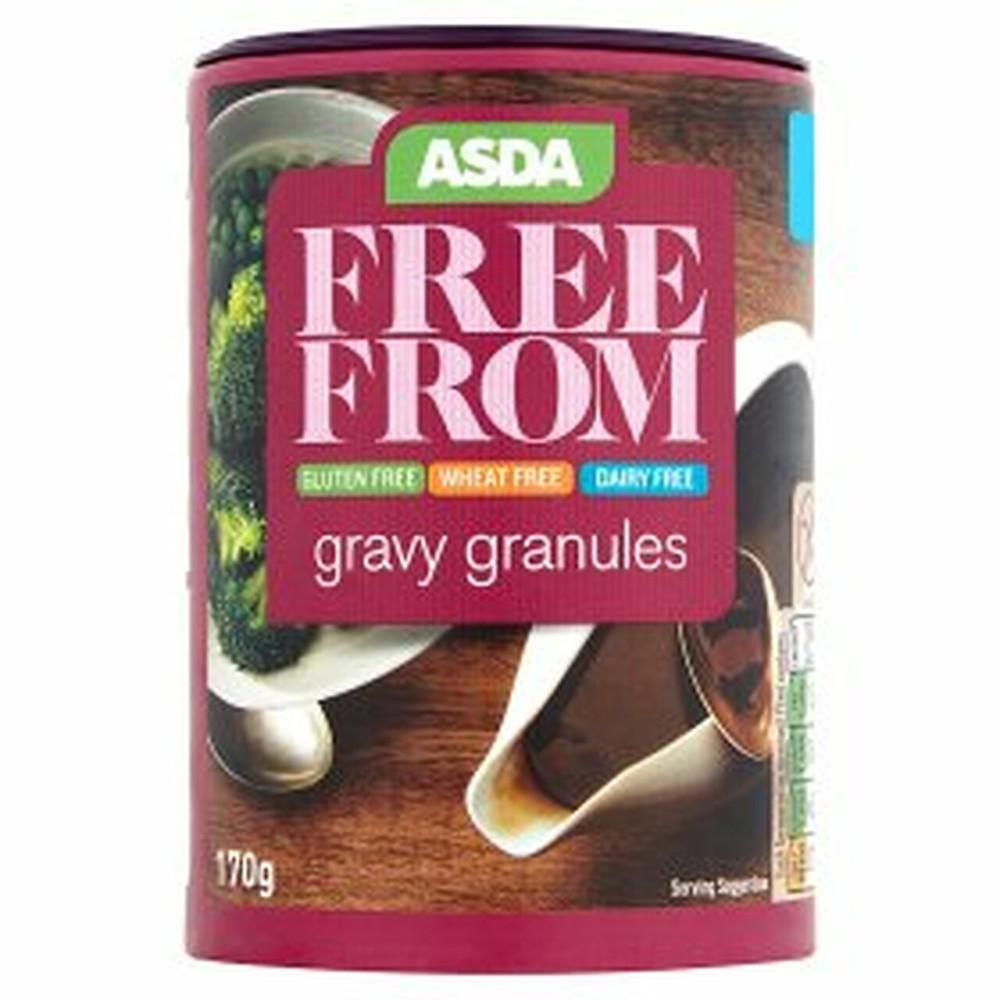 Asda freefrom gravy granules