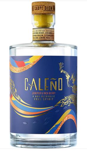 Caleno non-alcoholic gluten-free spirit