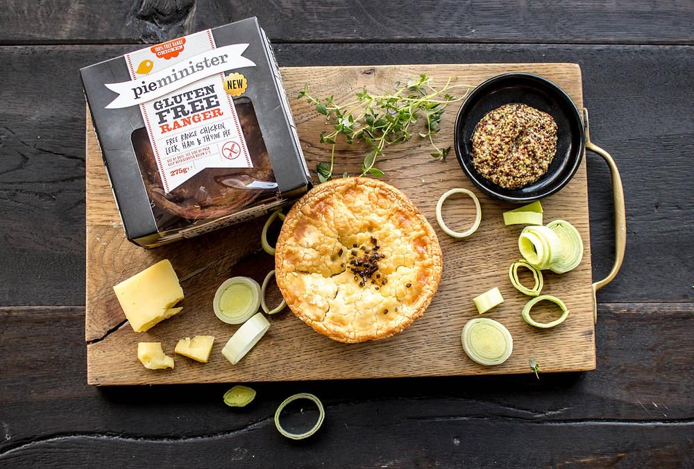 Gluten-Free Pie From Pieminister