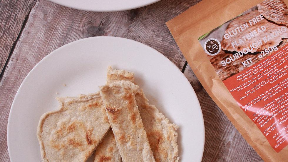 Turkey sosaties & gluten-free flatbreads
