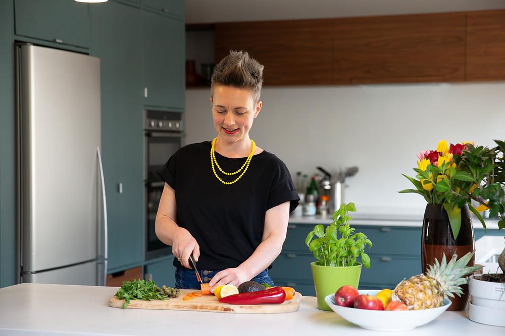 Anna Mapson - expert nutritional therapist in Bristol