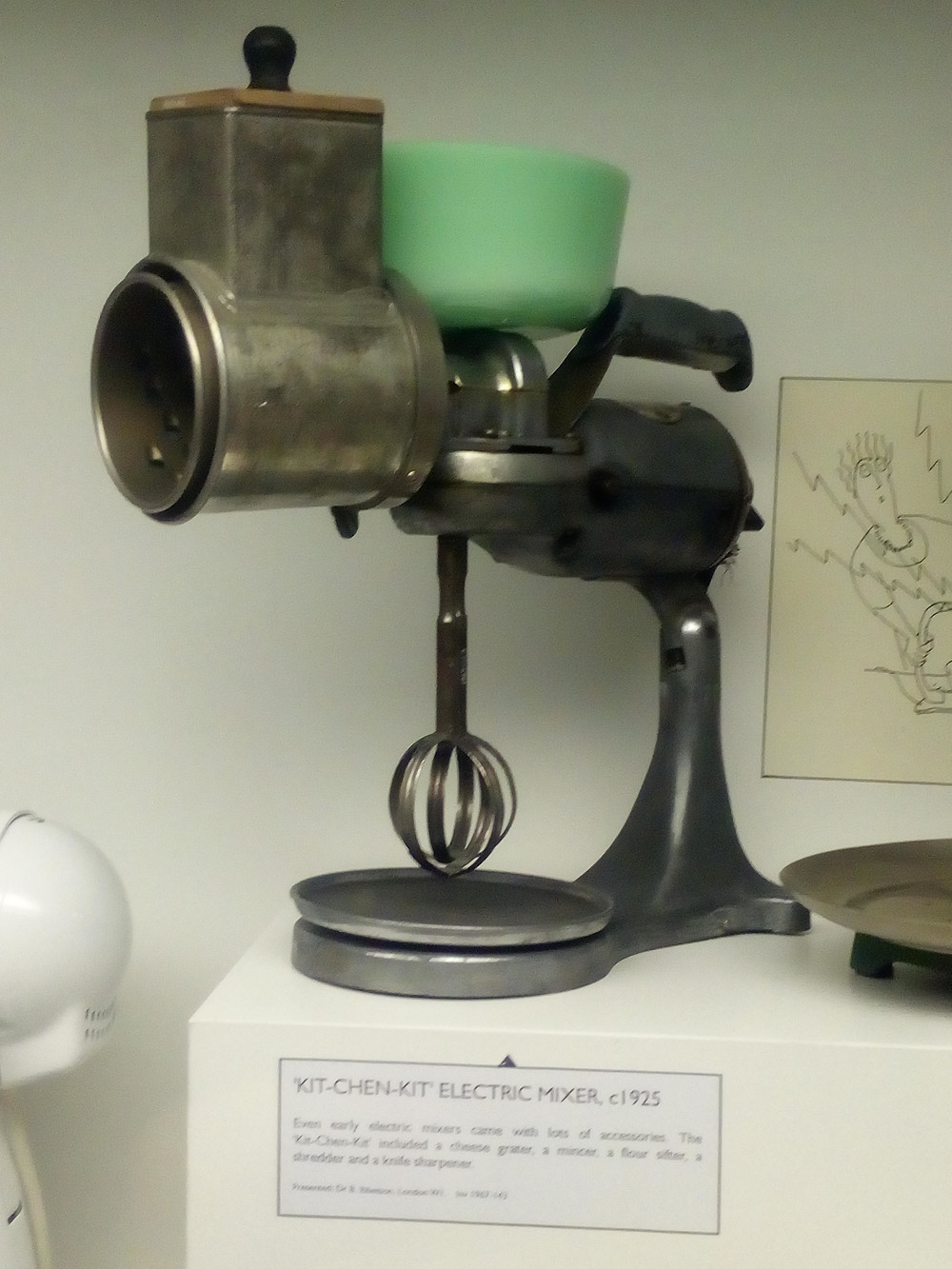 Electric mixer from around 1925