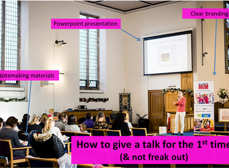 11 tips on public speaking for the 1st time