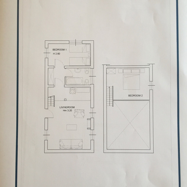 FLOOR PLAN SCOTTISH HOUSE