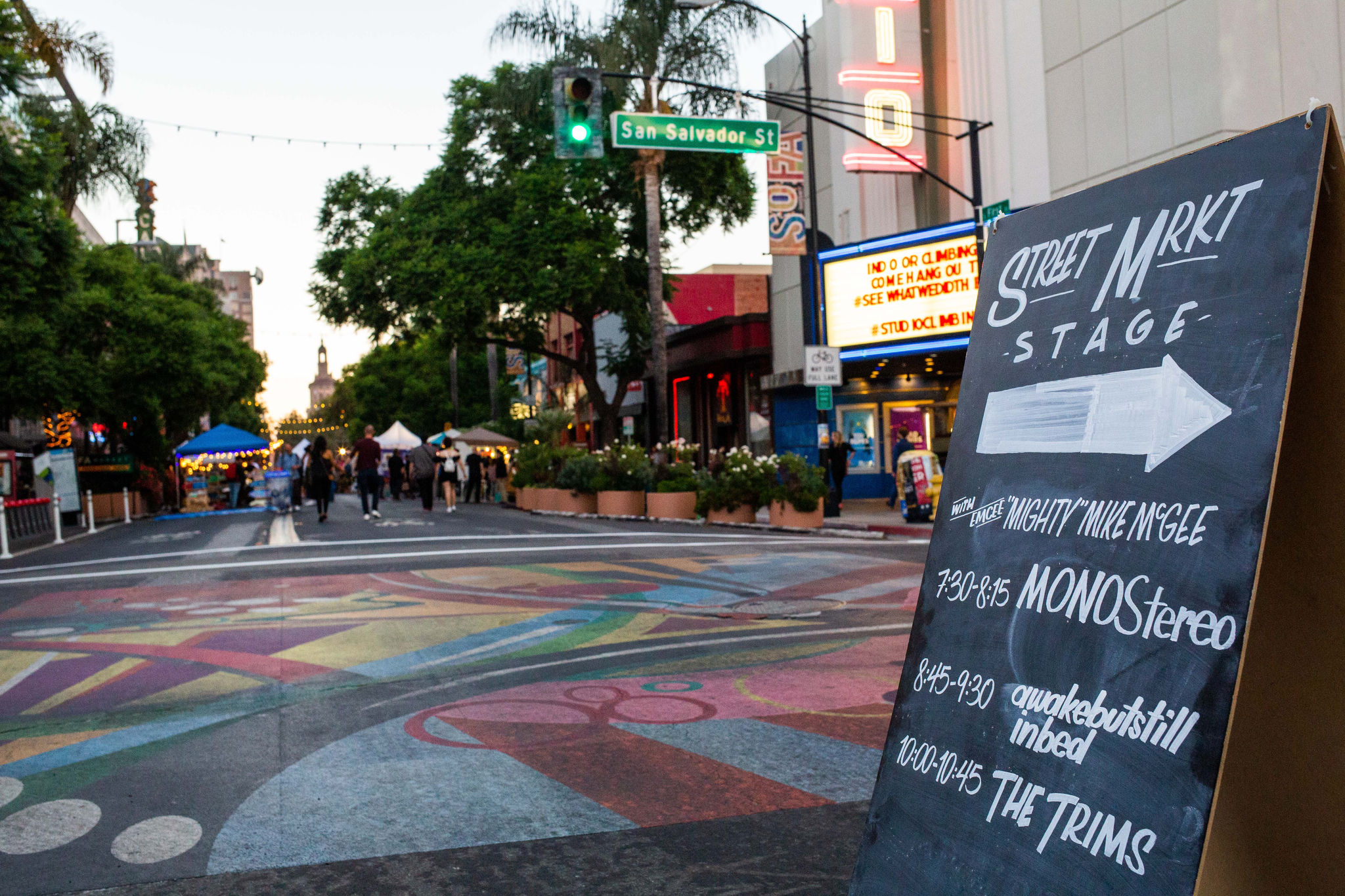 Every First Friday Of The Month Thousands People Descend On San Jose S Sofa District To Eat Peruse Local Art Chat With Artists And Listen Live