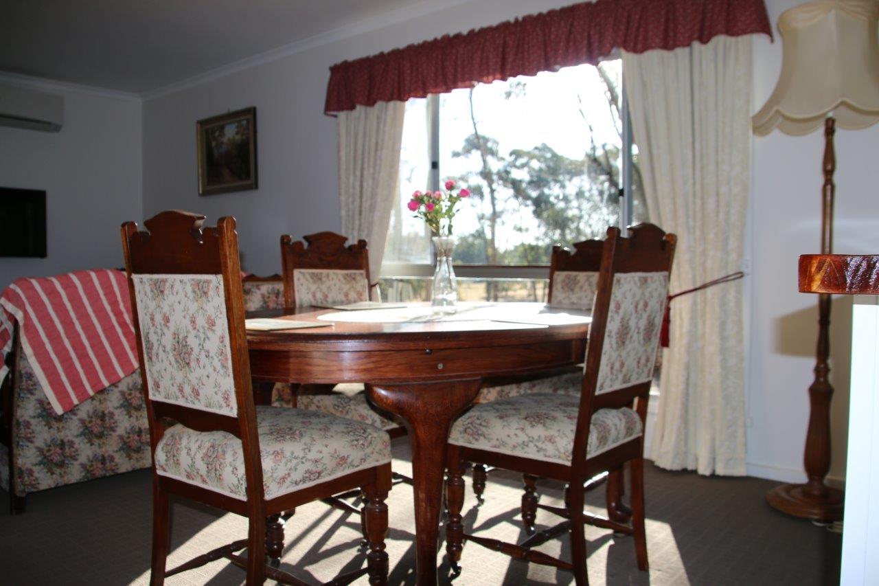 Farmstay Accommodation Goldfield Vic