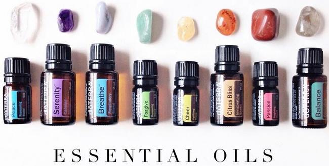 CPTG Essential Oils