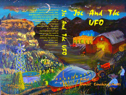 JOE AND THE UFO 300 pix book cover2015 m