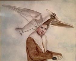 debra canale fly girl