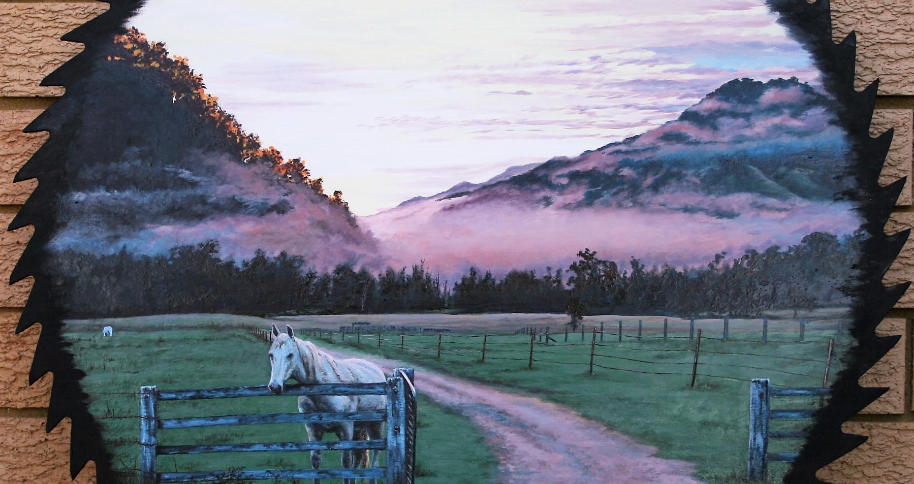 Diana's Sunrise
