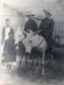 Daniel Syron Light Horse