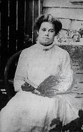 My Great Grandma Jane Syron daughter of Sauanna Clarke