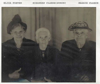 My Great Great Grandma Susannah in the middle