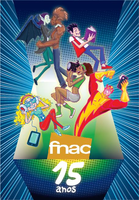 Capa FNAC