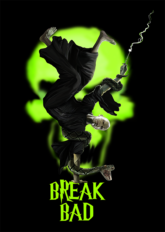 Break Bad - The Rise of The Cobra