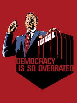 Democracy Is So Overrated