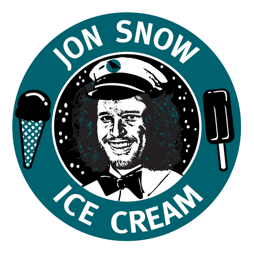 Jon Snow Ice Cream