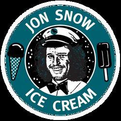 Jon Snow Ice Cream