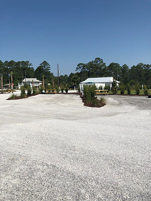 Weekly: Inside Ring - Sites 21-28 RV Parking Area