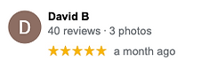 5 Star review from a visitor at Old Salt RV Park